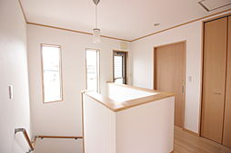 全居室収納ありお部屋をすっきりと片付けられます