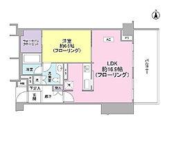 グランドメゾン西早稲田[3階]の間取り