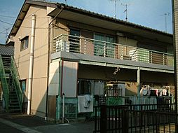 花井アパートA[202号室]の外観