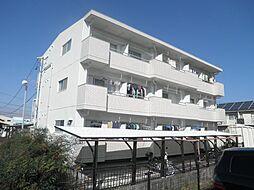 コロナハイツA棟[3階]の外観