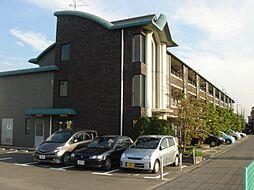 京都府京都市南区久世築山町の賃貸マンションの外観