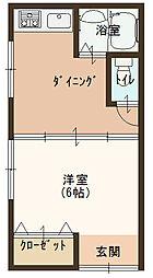 [テラスハウス] 大阪府守口市東町2丁目 の賃貸【/】の間取り