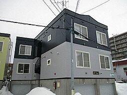 JKステージN14B[2階]の外観