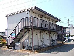佐賀県佐賀市神野西四丁目の賃貸アパートの外観