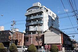 パティオミヤカワ[4階]の外観