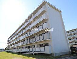 岡山県総社市上原の賃貸マンションの外観