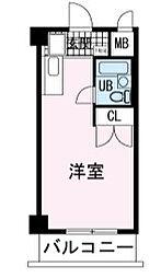 第3のぼりマンション[3階]の間取り