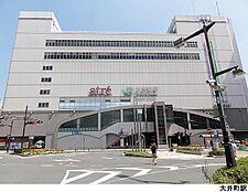 大井町駅(現地まで720m)