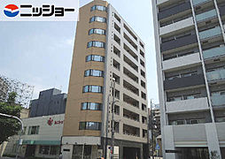フラット大須[2階]の外観