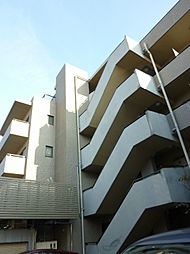 ユニーグレイス[3階]の外観