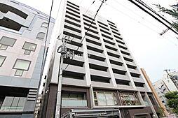 ハーヴェスタ江坂[6階]の外観