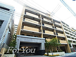 兵庫県神戸市東灘区住吉本町1丁目の賃貸マンションの外観
