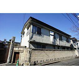 第三田島荘[1号室]の外観