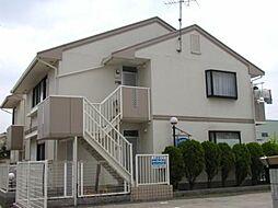 大阪府門真市岸和田2丁目の賃貸アパートの外観