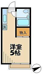 🉐敷金礼金0円!🉐京王動物園線 多摩動物公園駅 徒歩8分