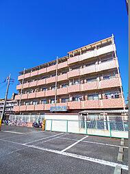 埼玉県新座市栗原4丁目の賃貸マンションの外観