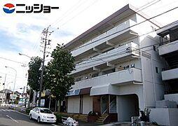 コーポトシ[2階]の外観