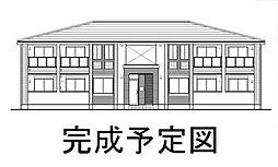 大阪府池田市神田1丁目の賃貸アパートの外観