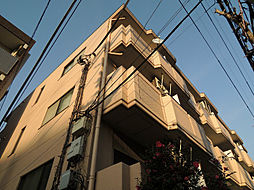 ハイツウィステリア[1階]の外観