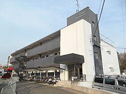 大阪府豊中市東泉丘2丁目の賃貸マンションの外観