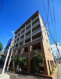 アクロス京都七条鴨川御苑[404号室号室]の外観