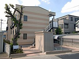 埼玉県川口市上青木2丁目の賃貸アパートの外観