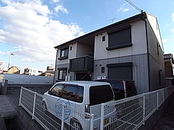 兵庫県姫路市広畑区小松町2丁目の賃貸アパートの外観
