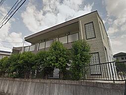 愛知県名古屋市緑区諸ノ木1丁目の賃貸アパートの外観