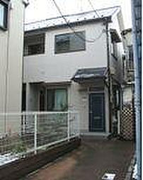 東京都豊島区西池袋5丁目の賃貸アパートの外観
