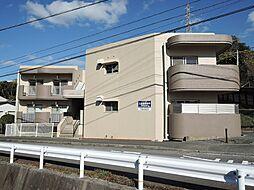 福岡県北九州市八幡西区別所町の賃貸マンションの外観
