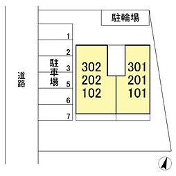 エミネンス 武蔵浦和[102号室]の外観
