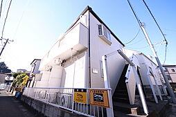 アミティヤマナシ[203号室]の外観