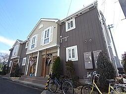 大阪府門真市岸和田1丁目の賃貸アパートの外観