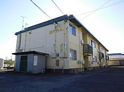 栄アパート[203号室]の外観