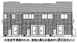 (仮)D-room香椎2丁目[102号室]の外観
