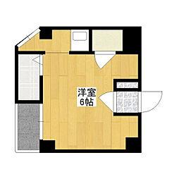 オーナーズマンション舎利寺[5階]の間取り