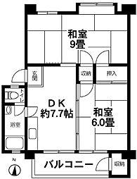 【敷金礼金0円!】立川富士見町住宅