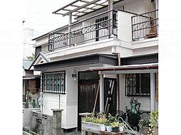 大阪府高槻市昭和台町1丁目の賃貸アパートの外観