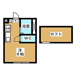 南林間駅 4.5万円