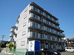 福岡県北九州市八幡東区松尾町の賃貸マンションの外観