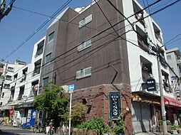 新菅原マンション旧館[3階]の外観