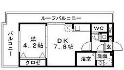 赤坂ランドマークタワー[13階]の間取り