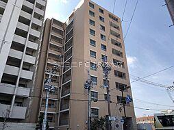 ファインフラッツ茨木西中条[3階]の外観