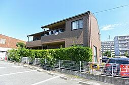アンタレスハイム[1階]の外観