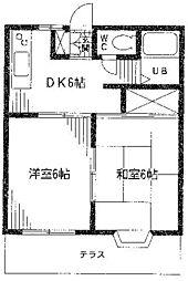 鷲宮駅 3.3万円