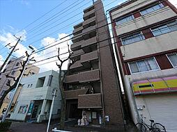 愛知県名古屋市中村区本陣通5の賃貸マンションの外観