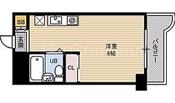 ラ・レジダンス・ド・京橋[3階]の間取り