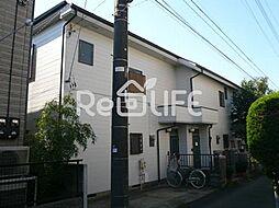 [テラスハウス] 東京都小金井市貫井北町 の賃貸【/】の外観