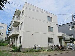 北海道札幌市西区山の手五条1丁目の賃貸マンションの外観