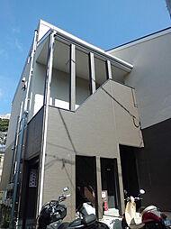長崎県長崎市東小島町の賃貸アパートの外観